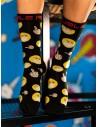 DOUBLE FUN Socks FCK Yourself Covid